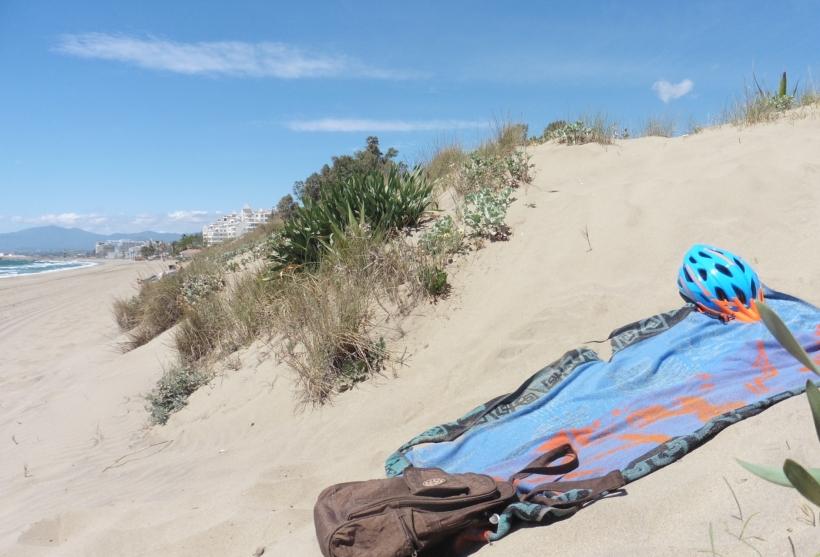 Banana Beach dunes