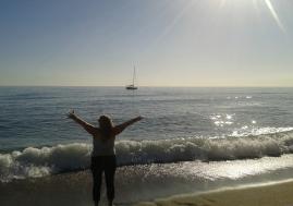 Marbella Beach - Liz Glazer
