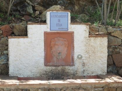 Istán village