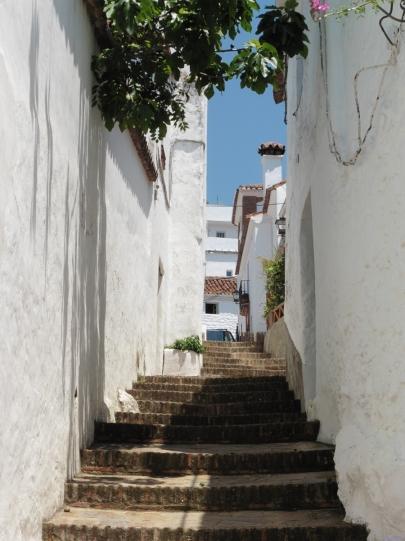Gaucín village - photo: Liz Glazer
