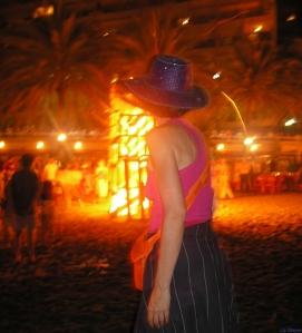 San Juan Celebrations Playa de la Fontanilla Marbella
