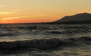 Marbella Town Sunsets