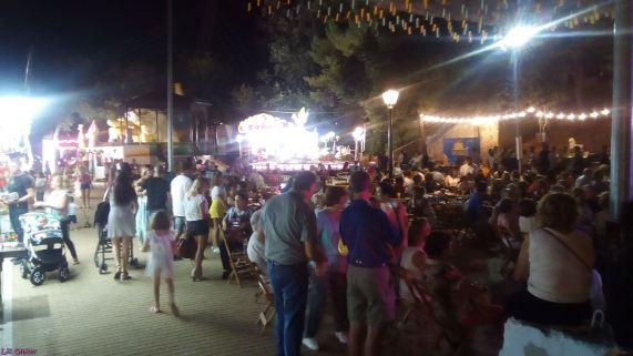 Verbena Tradicional Garcia Lorca, Marbella 2017