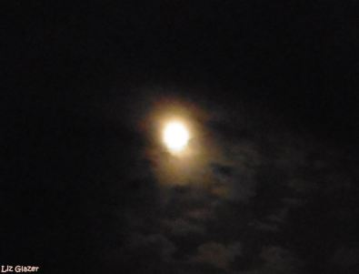 Eve Full Sturgeon Moon Marbella, August 2017